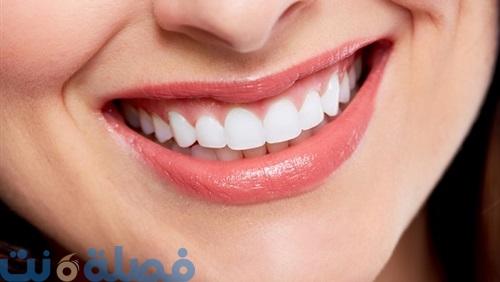 تبييض الاسنان في المنزل بطريقة طبيعية مجربة,تبيض الاسنان الصفراء في المنزل