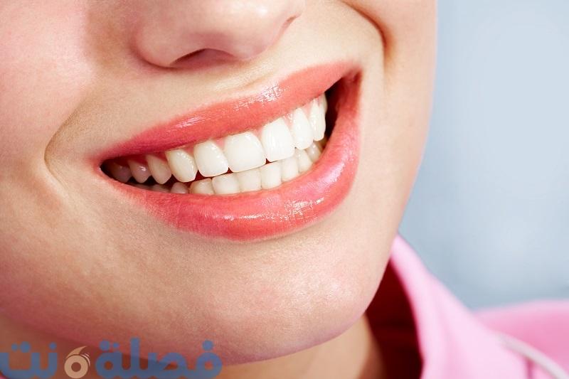 وصفات لتبيض الاسنان من اول مرة