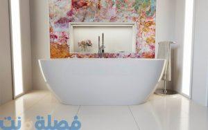 أشكال سيراميك حمامات